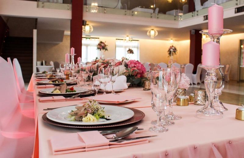 degustacja menu weselnego